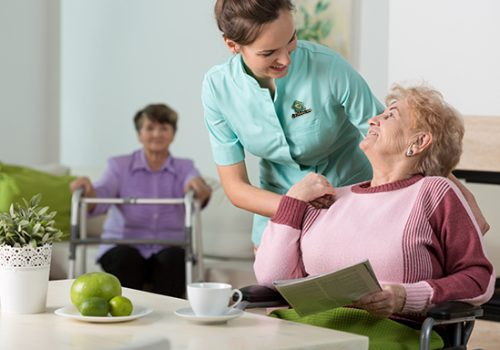 home care funding